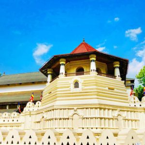 Temple of the Sacred Tooth Relic, Sri Lanka