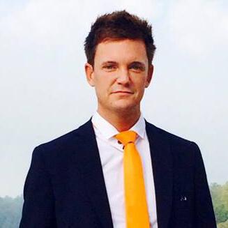 Daniel Fogmark (Regional Manager)