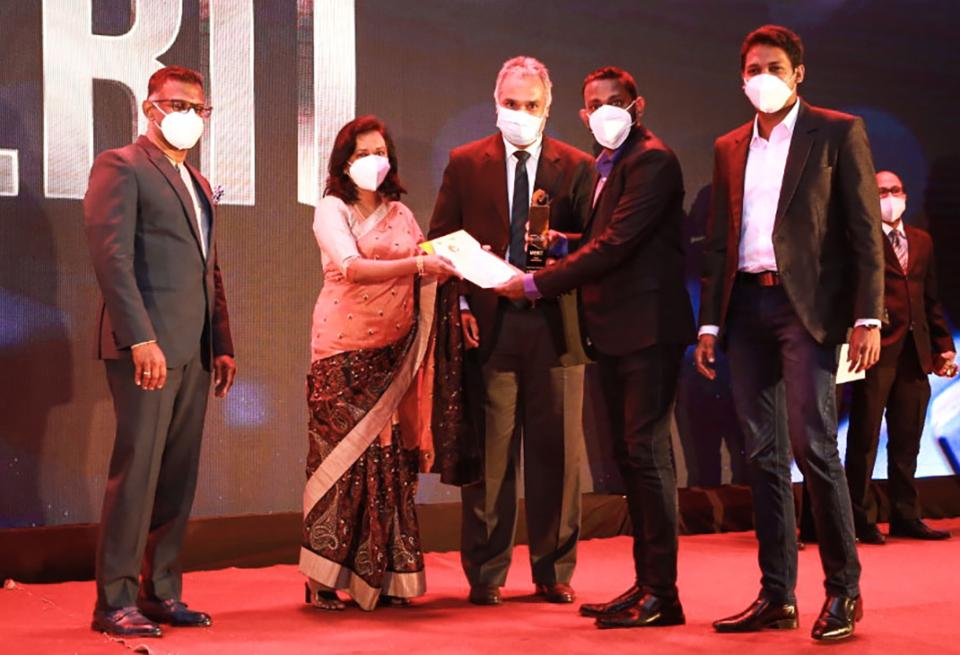 eSwabhimani 2020 | Poth IOS and Android app won an award