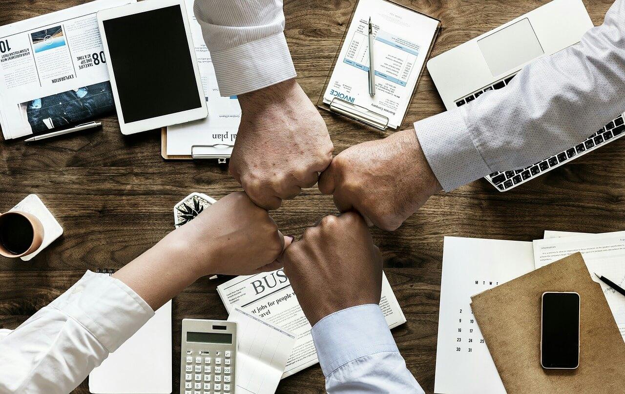 Culture within an organization - teamwork