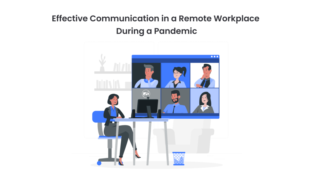 Communicate Effectively in the Workplace During Pandemic