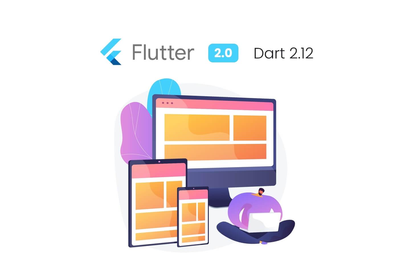 Flutter 2.0 for Web Production