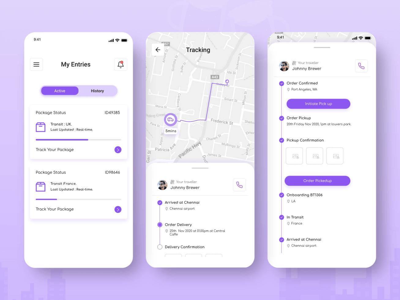 Mobile App Sign-Up Form