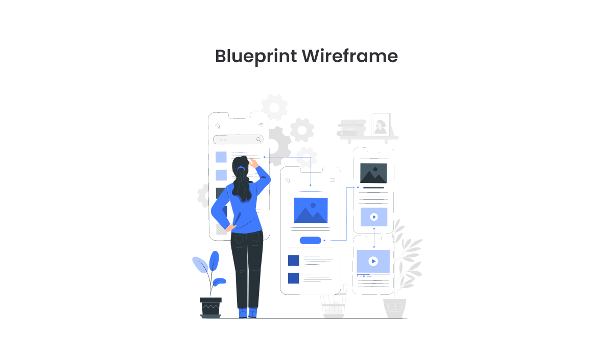 Product Requirement Document - Blueprint Wireframes