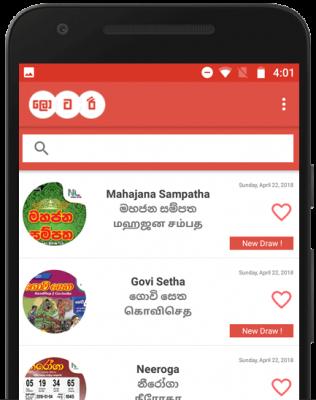 Lottery-Sri-Lanka